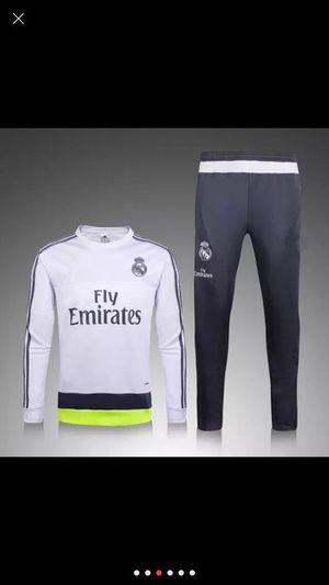 Real Madrid soccer tracksuits for Sale in Manassas, VA