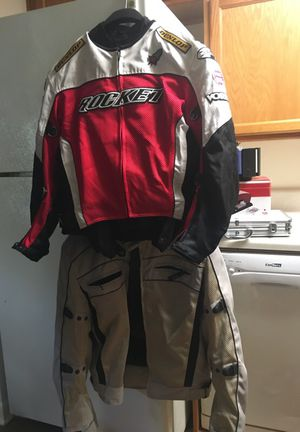 Motorcycle riding jackets for Sale in Farmville, VA