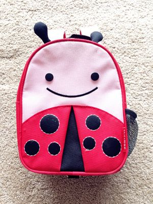 Skip hop ladybug baby kid backpack for Sale in Alexandria, VA