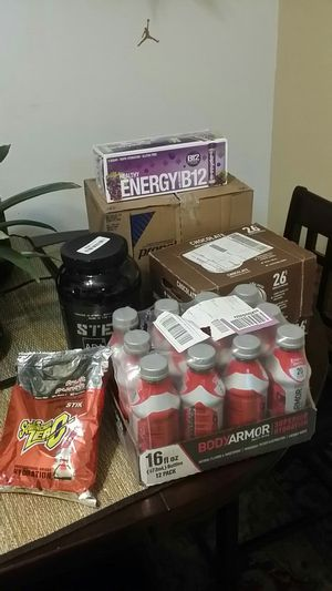 Protein,Health and energy products for Sale in Las Vegas, NV