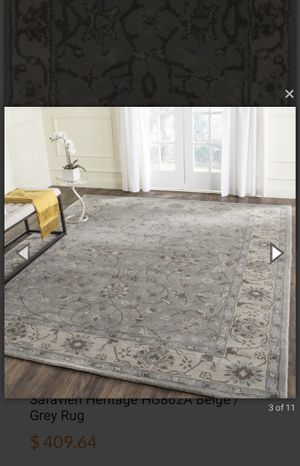 8x10 - Safavieh's Heritage collection wool rug - BRAND NEW!!!! for Sale in Martinsburg, WV