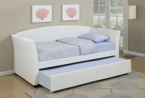 DAY BED WHITE FINISH for Sale in Hollywood, FL