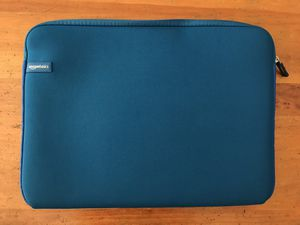 Amazon basics 15.6 inch laptop case for Sale in San Francisco, CA