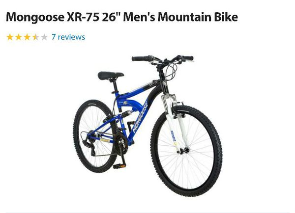 Mongoose XR 75 for Sale in Salem, OR - OfferUp