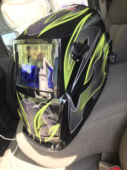Lincoln Electric Welding Mask Thumbnail