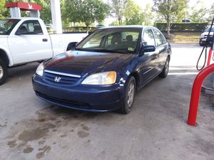 2003 Honda Civic LX 4 Doors 4 cylinders Automatic All power new inspection for Sale in Falls Church, VA