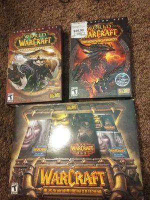 Warcraft games for Sale in Salt Lake City, UT