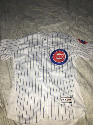 cde1325667a New and Used Cubs jersey for Sale in Lewisville, TX - OfferUp