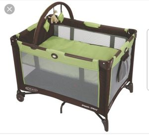 Play yard Graco. Unisex. Barely used. for Sale in Fairfax, VA