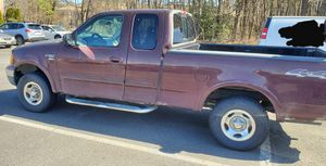 Photo 2001 Ford F-150 4x4 Pick-up Truck SuperCab