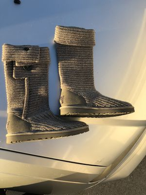 UGG Classic Cardy Boots size 7 for sale  Pea Ridge, AR