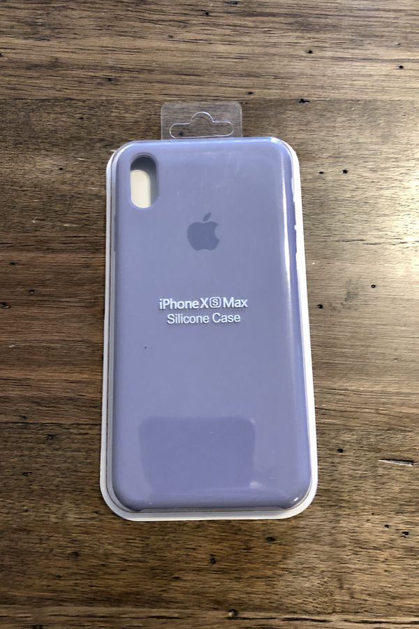 online store 9a6c0 c7cd0 Apple iPhone XS Max Silicone Case for Sale in Rancho Cucamonga, CA - OfferUp