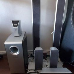 DVD Home Theater Sound System  Thumbnail