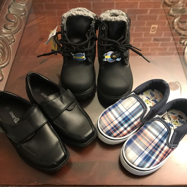Toddler Boys Shoes Size 8 1/2 8.5 2-3yrs old