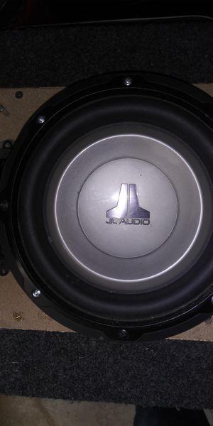 Photo JL Audio 8 Subwoofer [just the speaker not the enclosure]