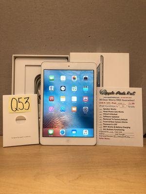 Q53 - iPad mini 1 16GB Cell-VZ for Sale in Los Angeles, CA