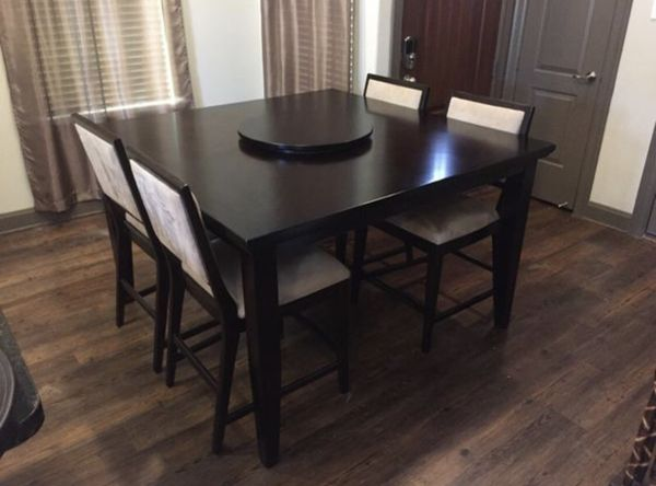 Counter Height Dining Table Ashley Furniture Millennium Collection