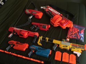 Nerf mega collection lot for Sale in Morgan Hill, CA