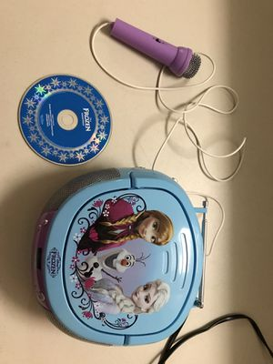Frozen CD player for Sale in NEW PRT RCHY, FL