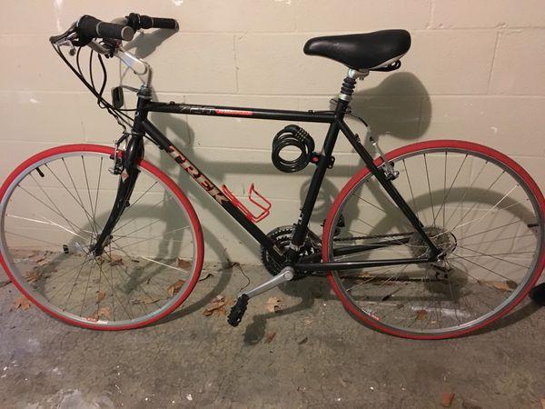 1993 Trek 720 Mulrack Bike