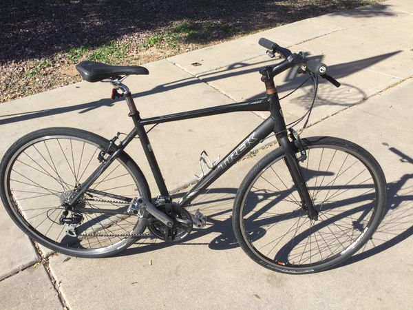 Trek 7 2fx Commuter Bike For Sale In Mesa Az Offerup