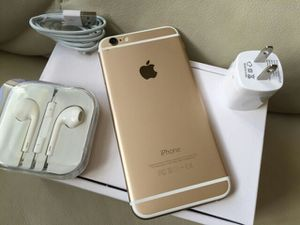 iPhone 6, 64GB, almost like new for Sale in Springfield, VA