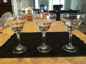 3 Margarita Glasses for Sale in Ranson, WV