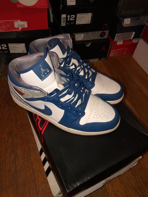 True blue Air Jordan 1 for Sale in Bowie, MD