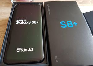 Samsung S8+ unlocked like new with 2 months store warranty. for Sale in Gambrills, MD