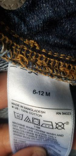 Baby overalls Thumbnail