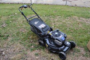 Lawn Mower (Like New) Quite engine for Sale in Falls Church, VA