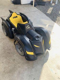 Batman Car Thumbnail