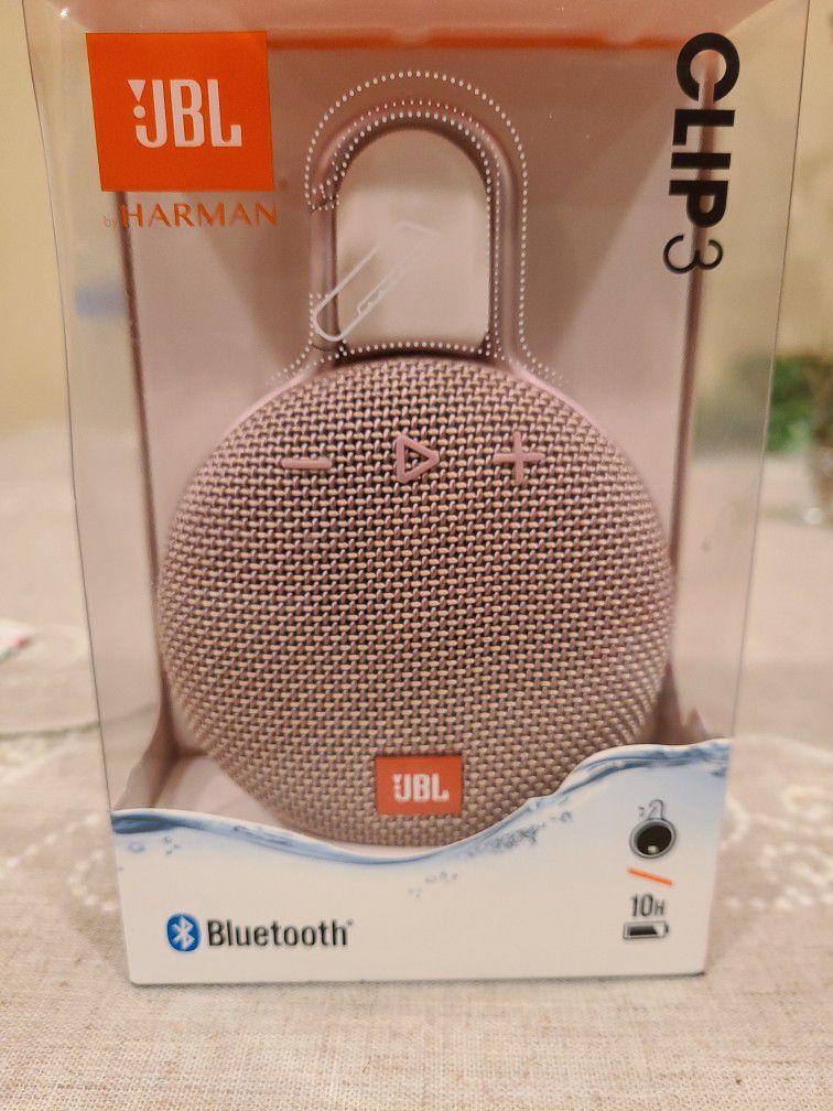 Jbl Bluetooth Speaker, Pink