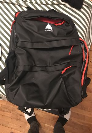 Burton backpack 2019 retails for 279.00 175 obo for Sale in Los Angeles, CA