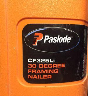 Like new paslode framing nailer for Sale in Washington, DC