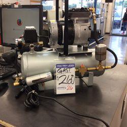 Gast Air Compressor For Beverages Thumbnail