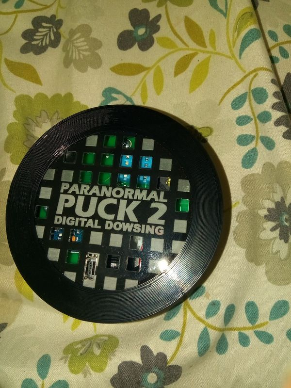 Paranormal puck for Sale in Albuquerque, NM - OfferUp