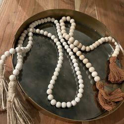 Handmade Bohemian Wooden beads  Thumbnail