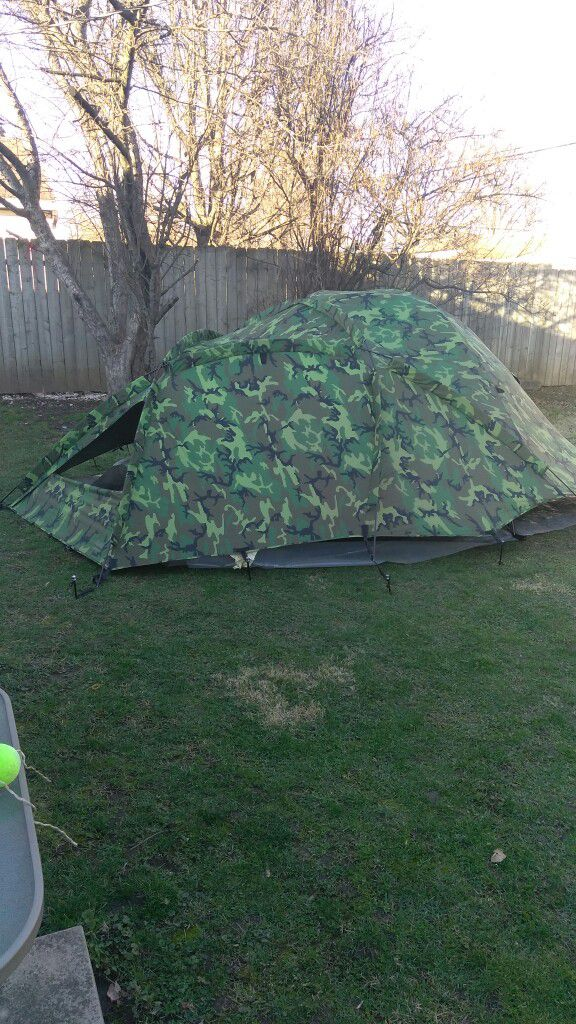 more photos 3567c 32348 Ecwt: Eureka Extreme Cold Weather Tent for Sale in Fairborn, OH - OfferUp