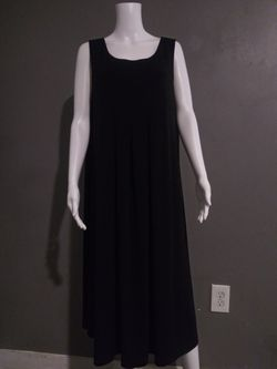 ***WOMEN'S XXL BLACK DRESS!*** Thumbnail