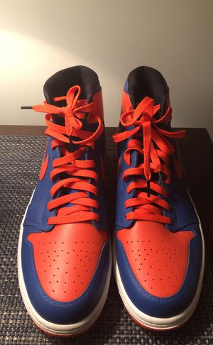 "Air Jordan 1 Retro OG ""Knicks"" Size 12 for Sale in Bristow, VA"