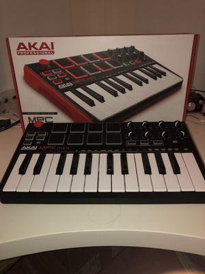 AKAI MPK mini keyboard for Sale in Humble, TX