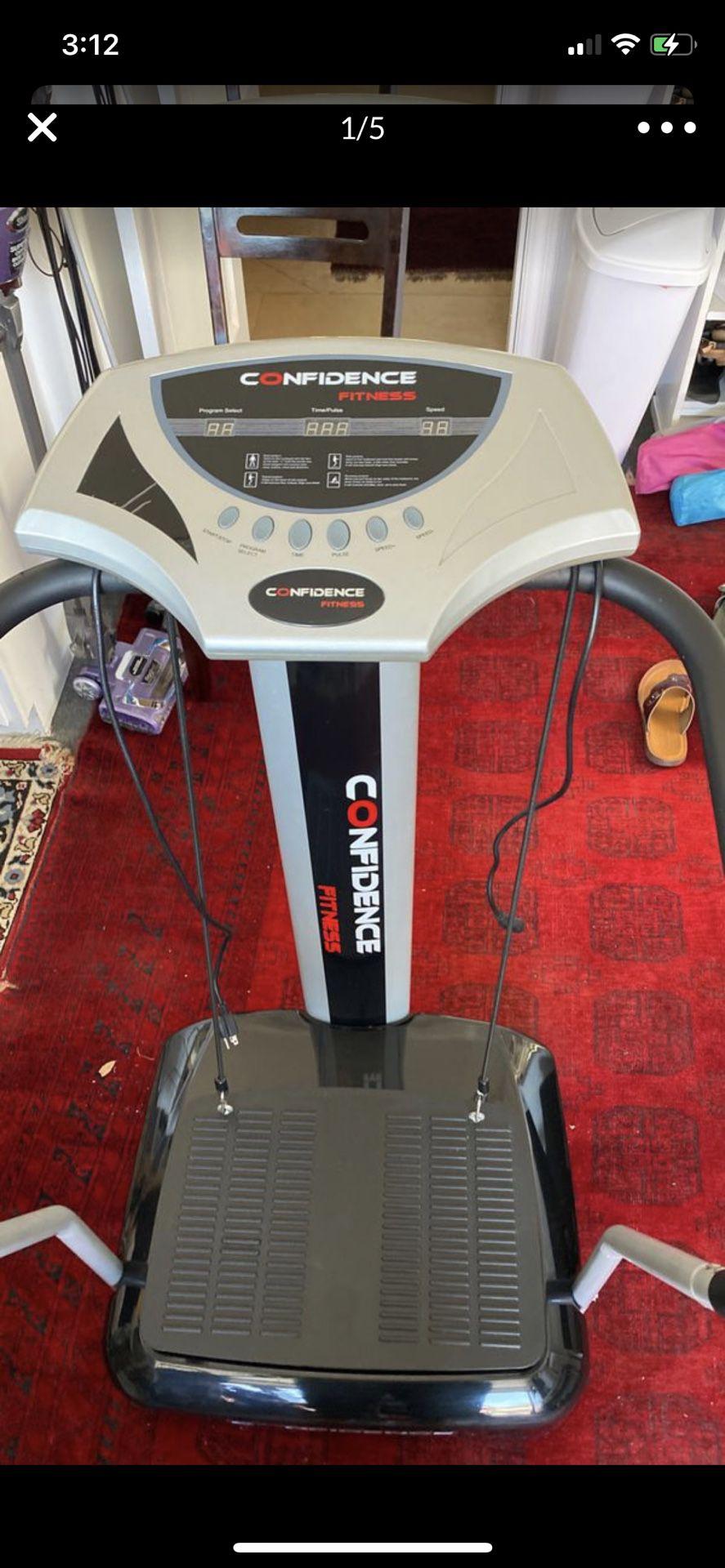 Confidence Fitness Machine