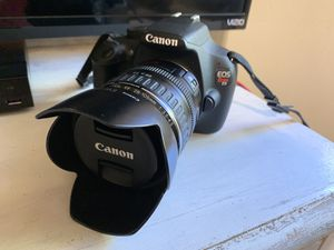 Canon Rebel T5 with 2 Lenses and Accessories for Sale in Bothell, WA