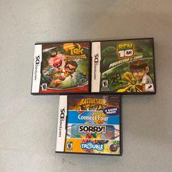 Nintendo DS Games Thumbnail