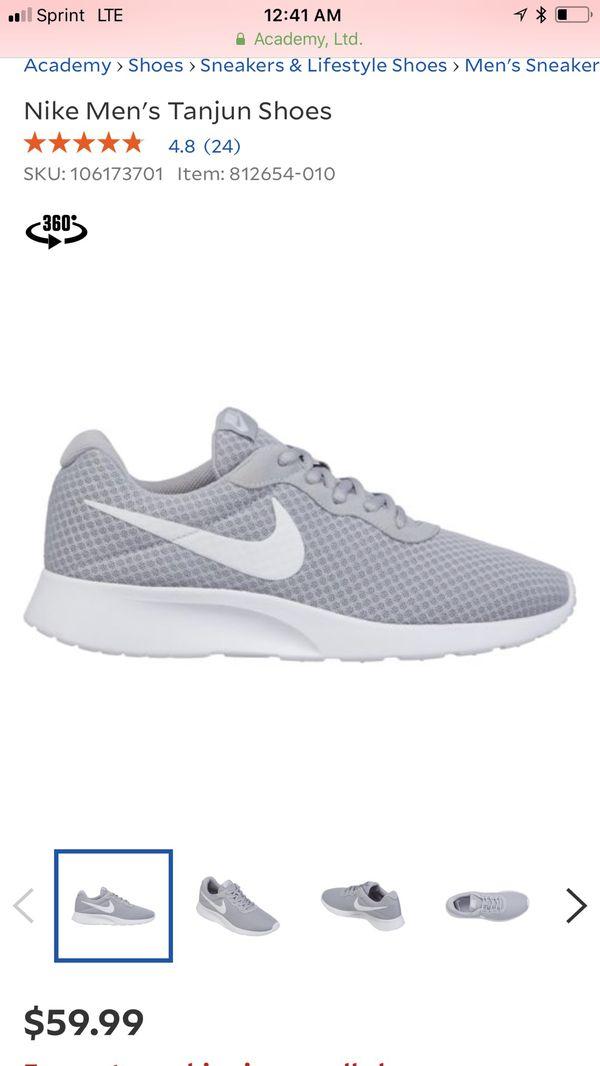 Nike Tanjun (Clothing & Shoes) in El Paso, TX OfferUp