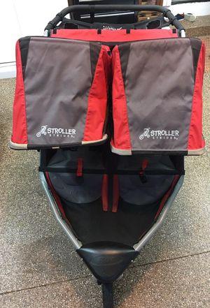 Bob SE duallie double stroller in great shape for Sale in Fairfax, VA
