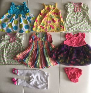 Newborn baby girl dresses for Sale in Frederick, MD