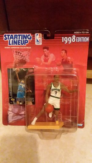 Stephon Marbury Sports Superstar Collectibles for Sale in Kissimmee, FL