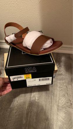New sandals Thumbnail
